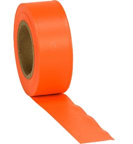 Blaze Orange Ribbon Bulk/150'