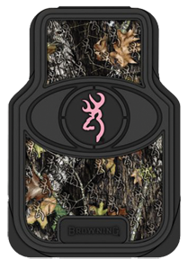 Browning Breakup/Pink Floor Mats