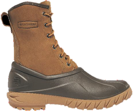 "Aerotimber Top 10"" Classic Boot Brown Size 12"