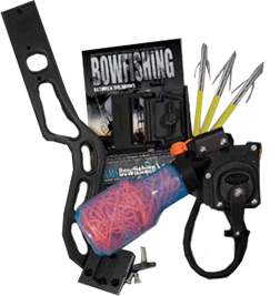 AMS Crossbow Retreiver Pro Kit Left Hand