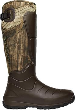 """Aerohead 18"""" Boot Mossy Oak Infinity Size 12"""