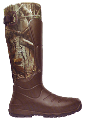 "Aerohead 18"" Boot Realtree Xtra 7mm Size 8"