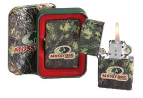 Browning Mossy Oak Flip Top Lighter