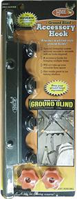HME Ground Blind Accessory Hooks