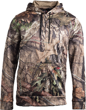 10X Scentrex Hoodie Mossy Oak Country Medium