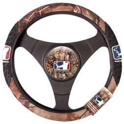 Major League Bowhunter Steering Wheel Cover Realtree Xtra