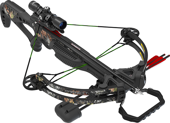 17 Rogue Crossbow Package w/RCD & 4x32 Scope