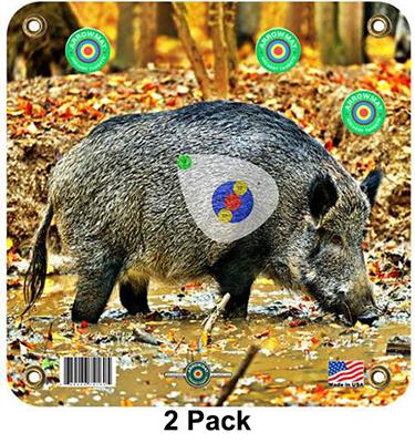 Arrow Mat XL Hog Target 34x34