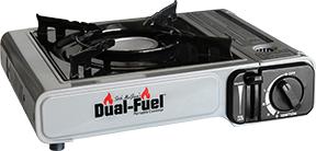Cancooker Dual Fuel Portable Cooktop