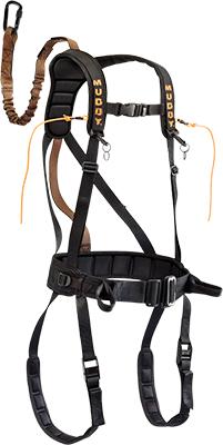 Safeguard Harness Black Large