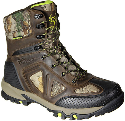 B/C Backwoods Jr. Youth Boot Dark Brown/Realtree Xtra Size 6