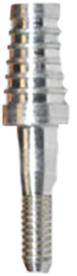 """Broadhead Adapter Short 5/16"""" 30gr"""