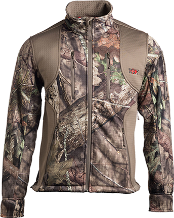 10X Silent Quest Insulated Parka w/Scentrex MO Country 2X