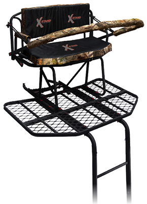 Big Bubba 16' Two Man Ladder Stand